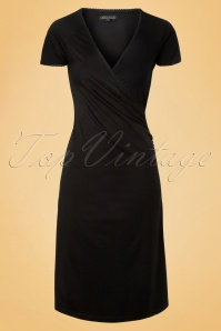 King Louie 50s Cross Dress in Black
