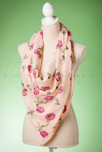 Kaytie Pink Rose scarf 240 29 18326 02292016 012W