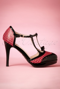 Dancing Days by Banned Red Polkadots One Note Pumps 401 27 20523 20170116 0009w