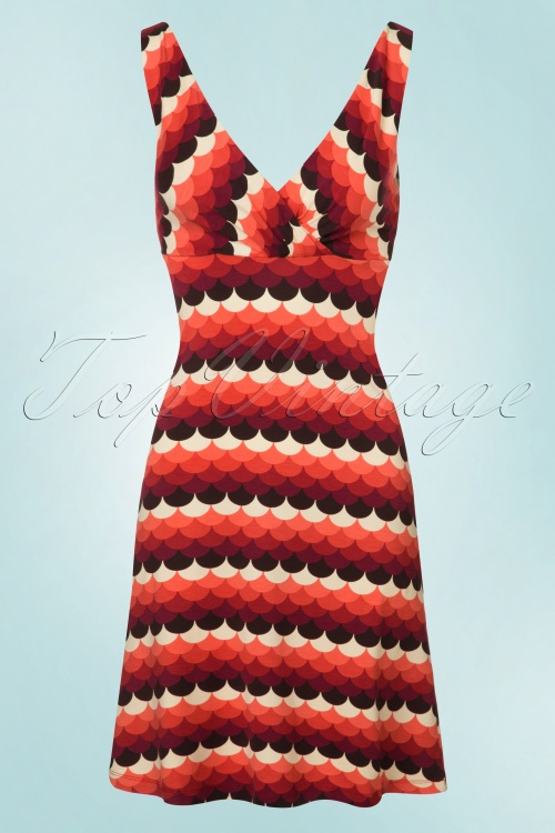 King Louie Rumba Ginger Dress  106 27 20202 20170110 0002w