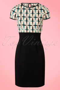 King Louie Mod Dress Cross Tulip 100 57 20182 20170120 0002W