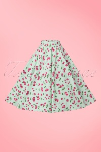 Bunny April 50s Swing Cherry Skirt 122 49 21035 20170120 0003w