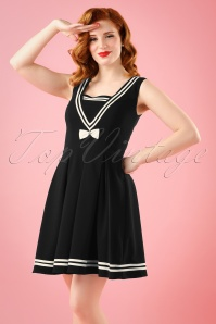 Bunny Black Sailor Ruin Dress 102 10 21043 20170120 0009W