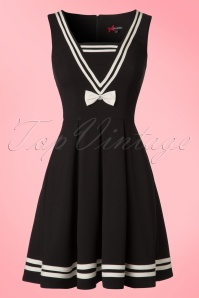 Bunny Black Sailor Ruin Dress 102 10 21043 20170120 0002W