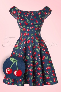 Bunny April Mini Cherry Dress 102 39 21038 20170120 0003W1