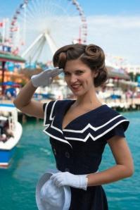 Tatyana Navy Sailor Swing Dress 102 31 20884 20170113 2