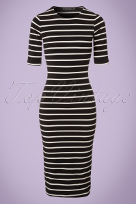 Sugarhill Boutique Octavia Striped Bodycon Dress 100 14 19909  20161111 0003w
