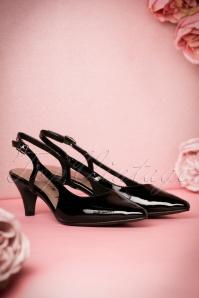 Tamaris Balack Open Heel Sandal 400 10 19850 01232017 032W