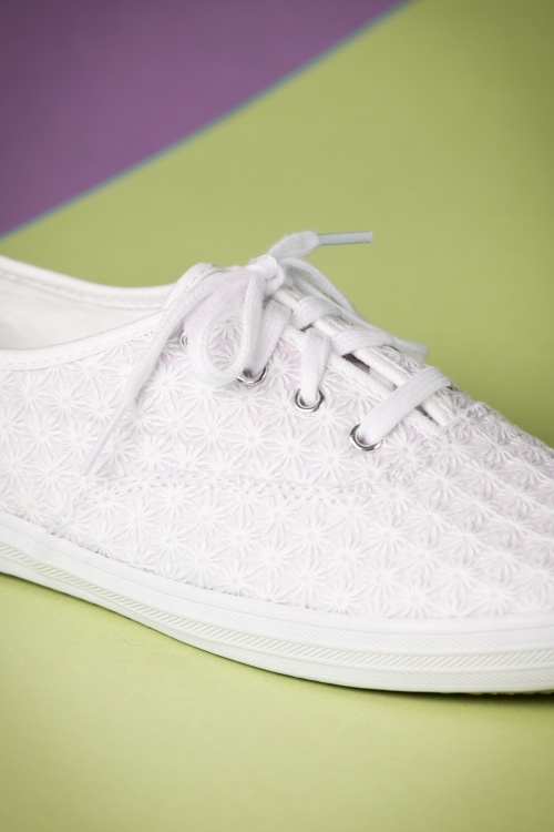 1521da2daa4e Keds Champion Mini Daisy White Sneakers 451 50 19543 01242017 015