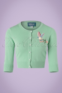 Collectif Clothing Lucy Romantic Bird Cardigan 20752 20161130 0004w