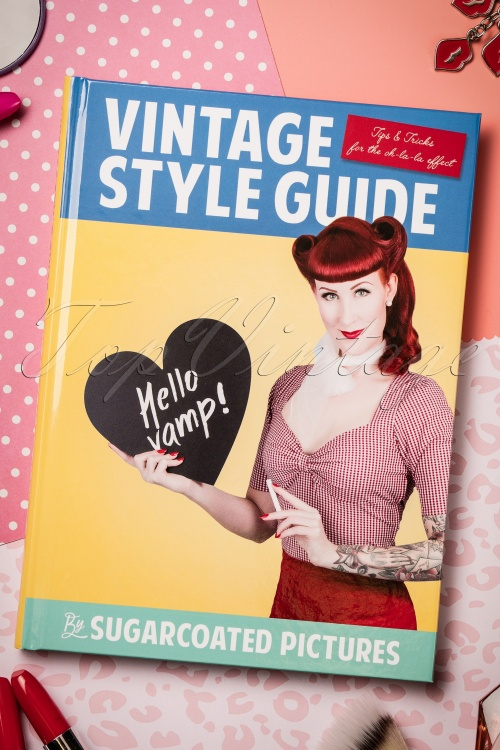 Sugarcoated Pictures Vintage Style Guide Book 530 90 21166 01302017 006W