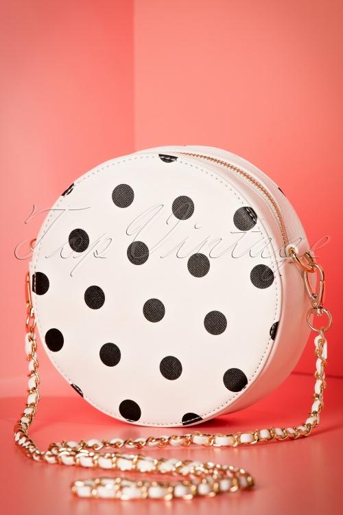 Amici Celladora White and Black Bag 216 59 20551 01302017 017W
