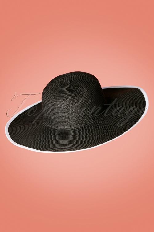 Amici Georga Hat Black 202 10 20553 01302017 001bW