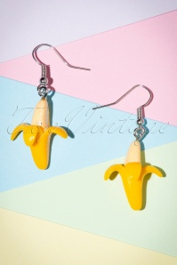 50s Banana Split Earrings