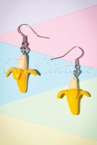 50s Banana Split Earrings