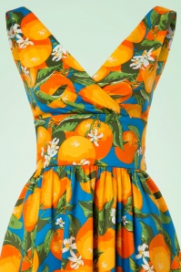 Dancing Days by Banned Laneway Orange Dress 102 39 20896 20170201 0003Vjpg