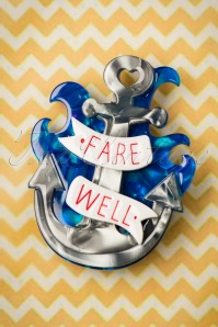 Erstwilder Anchors Away Brooch 340 30 21167 02012017 005W