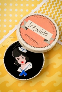 Erstwilder Ahoy Sailors Brooch 340 10 21168 02012017 009W