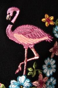 Banned  Black Flamingo Cardigain 140 10 12744 20140305 0005