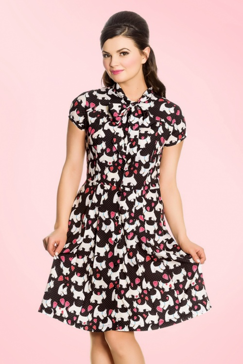 Bunny Black Aggy Doggy Dress 102 14 21064 20170202 0009