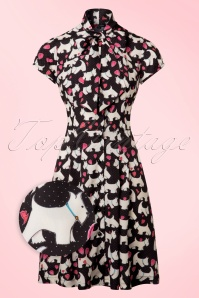 Bunny Black Aggy Doggy Dress 102 14 21064 20170202 0003wv