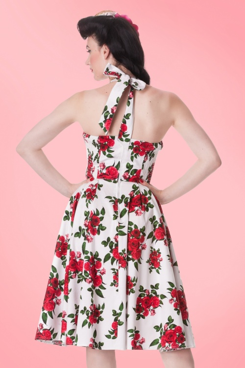 98f6d2e47507 Bunny Halter Swing Dress with Roses 102 59 10972 20140616 0003a