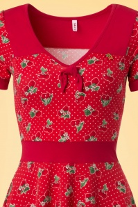 Blutsgeschwister Cherry Dress 102 27 19676 20170206 0002V