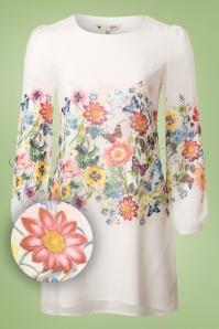 Yumi Botanical Ivory White Dress 106 59 20138 20170206 0007W1
