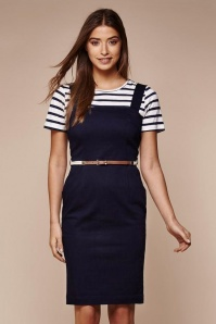 Yumi Blue Navy Dress 100 30 20143 20170206 001