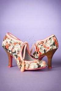 Ruby Shoo Willow Bows Pumps in Pink 430 29 19811 20170207 0047w