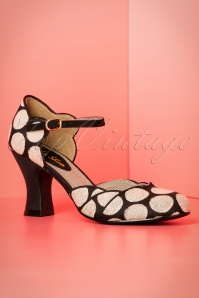 Ruby Shoo Annabel Pumps with Spots 402 14 19820 20170207 0009W