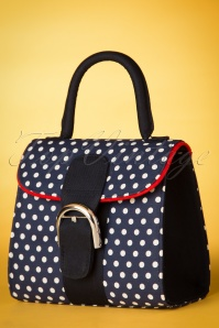Ruby Shoo Riva Navy Bag 212 39 19825 20170207 0020W