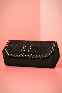 Ruby Shoo Brighton Clutch in Black 210 10 19823 20170208 0010w