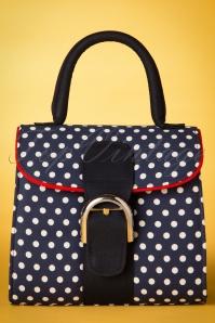 Ruby Shoo Riva Navy Bag 212 39 19825 20170207 0009W