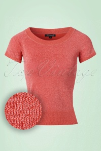 King Louie Boatneck Glitter Top 113 80 20260 20170213 0002W1