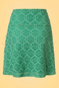 WKing Louie Border Skirt in Green 123 40 20226 20170213 0002