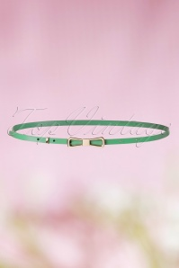 King Louie Bow Belt in Green 230 40 19692 002aW