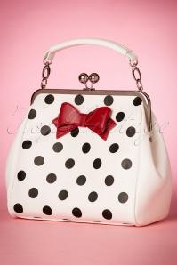 Lola Ramona Mindy Polkadot Handbag 212 59 20932 02132017 015W