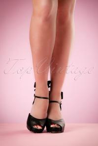 Lola Ramona Angie Black Sandal 403 10 19418 02152017 013W