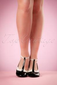 Lola Ramona Rinna Black Ballerinas 410 10 19408 02152017 011W