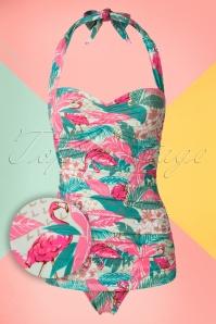 Bettie Page  Flamingo Bathing Suit  20859 20161223 0003W1