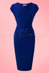 Zoe Vine Billie Blue Pencil Dress 100 30 20153 20170203 0025w
