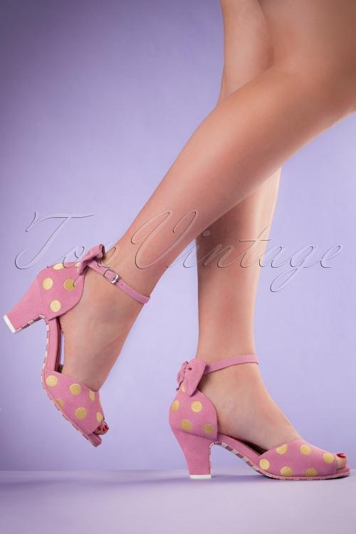 Lola Ramona Ava Peeptoe Sandals 403 29 19415 02152017 011W