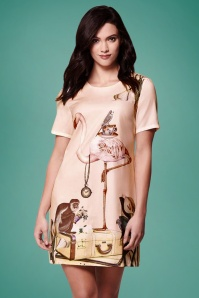 Yumi Flamingo Tunic Dress 106 29 20139 20170220 0014