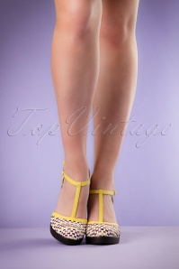 LWow to Go Yellow Multicolor Pump 401 80 20080 02152017 006W