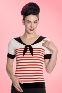 Bunny Coco Top in Red and Black 113 27 21041 20170220 0008