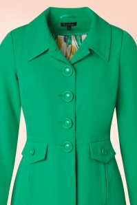 King Louie Luisa Green Coat 151 40 20206 20170221 0003c
