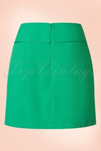 King Louie Olivia Green Skirt 123 40 20207 20170221 0008w
