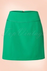 King Louie Olivia Green Skirt 123 40 20207 20170221 0001w