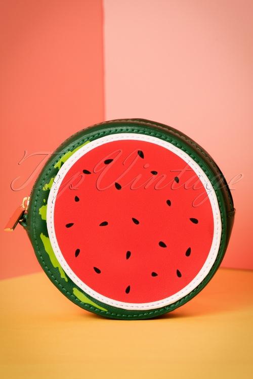 Dancing Days by Banned Sabrina Watermelone Purse 220 20 21115 02212017 005W